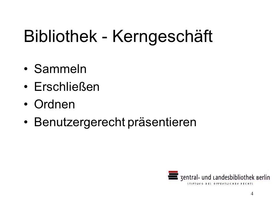 35 Vielen Dank für Ihre Aufmerksamkeit Christine-D. Sauer sauer@zlb.de