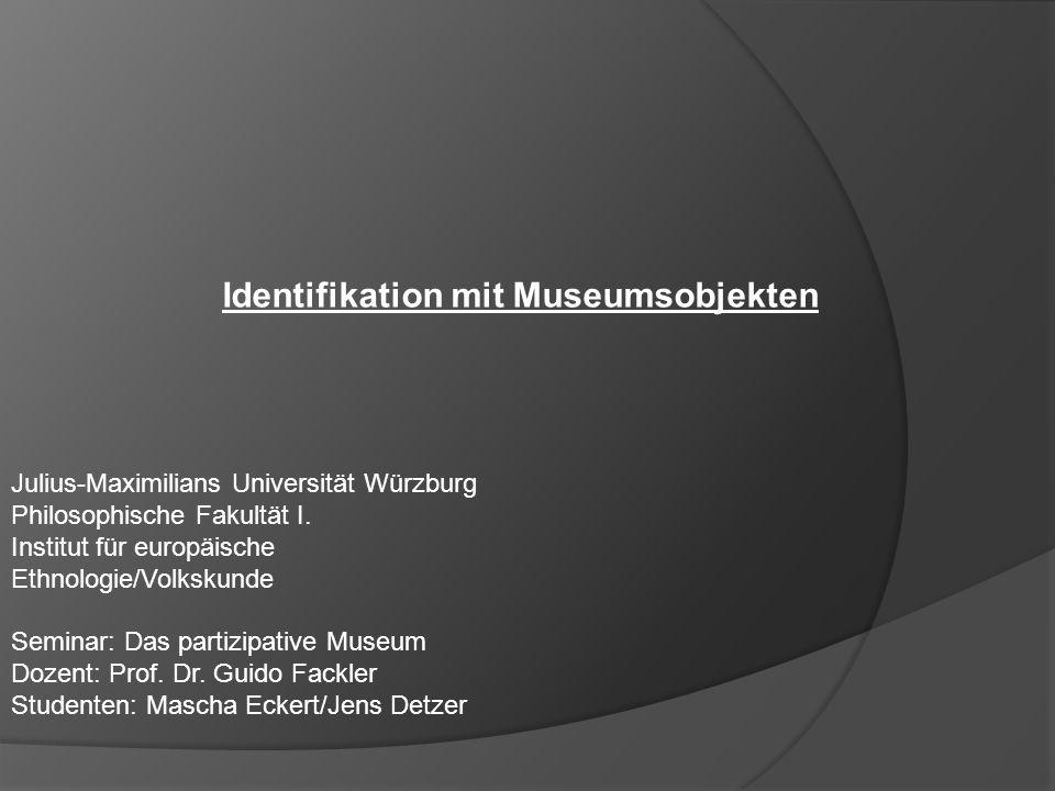 Julius-Maximilians Universität Würzburg Philosophische Fakultät I.
