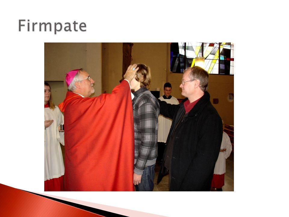 Persönliche Bereitschaft, glaubhaft Verantwortung für den Firmbewerber zu übernehmen und ihn im christlichen Glauben zu unterstützen und zu begleiten.