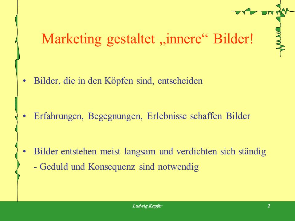 Ludwig Kapfer3 Vereine stillen wichtige Sehnsüchte.