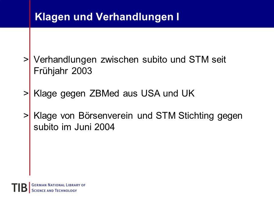 Klagen und Verhandlungen II >STM Association lodged a complaint with the European Commission against the Federal Republic of Germany under the heading German Defective Implementation of the Directive (June 2004) >Ergänzungen im Dezember 2004 und Juni 2005