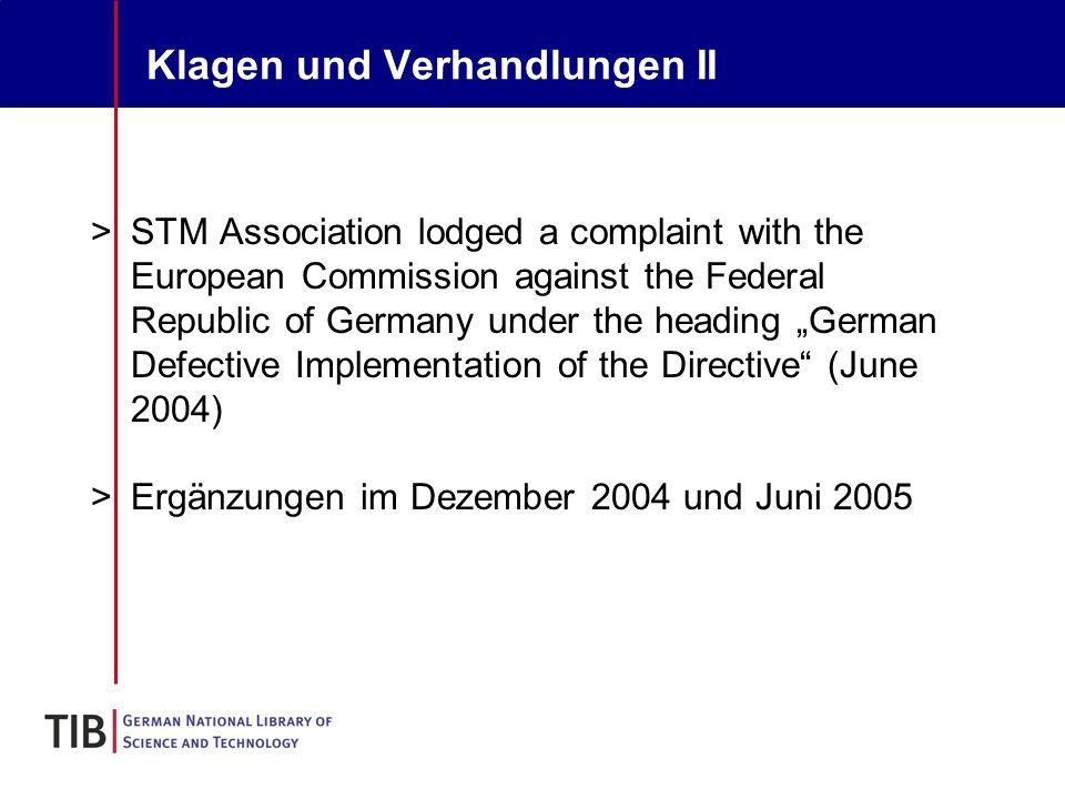 Verhandlungen I >Definition der Nutzergruppen >Preissystem auf Basis von Artikeln, Zss.- Titeln oder Verlagen.