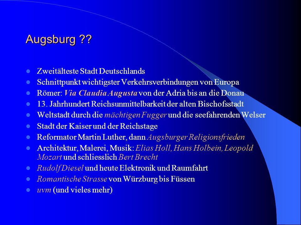 Augsburg .
