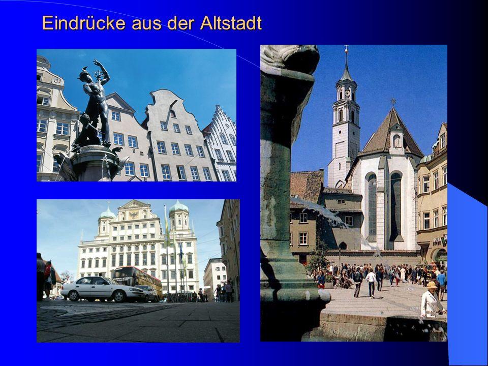 Eindrücke aus der Altstadt