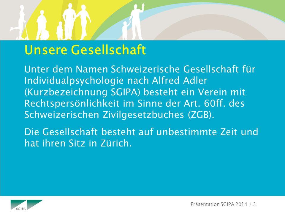 Präsentation SGIPA 2014 / 34 Website