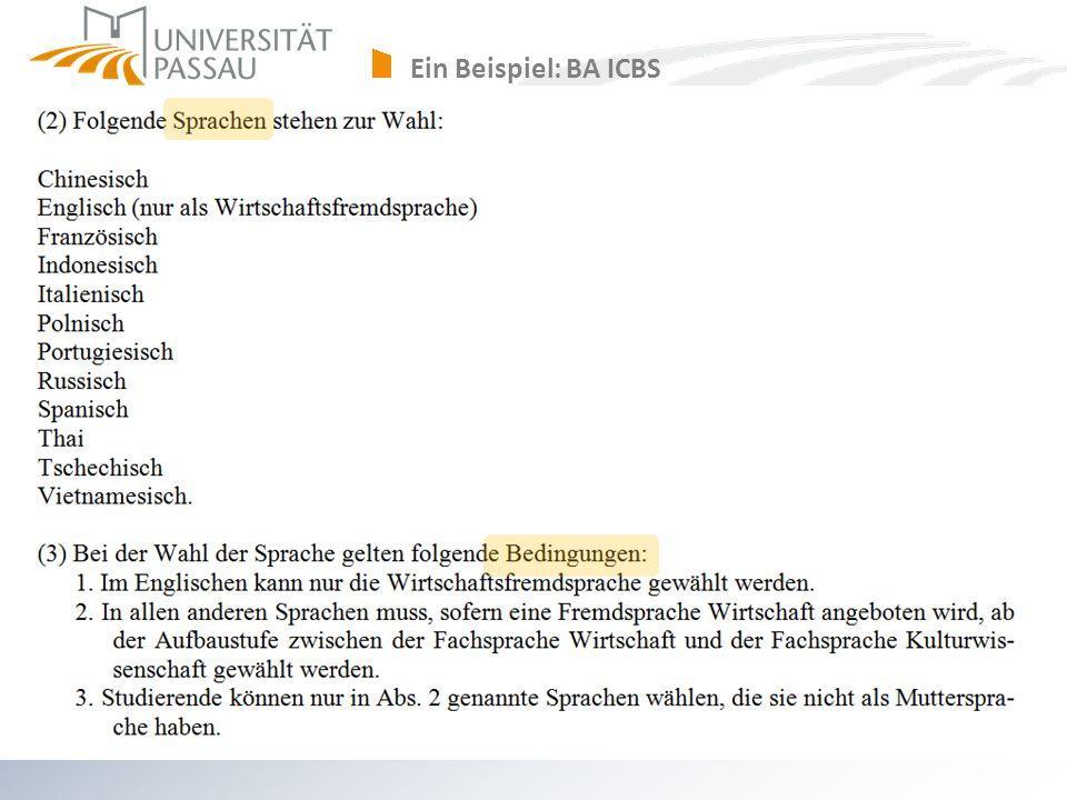 axel.polleti@uni-passau.de Ein Beispiel: BA ICBS