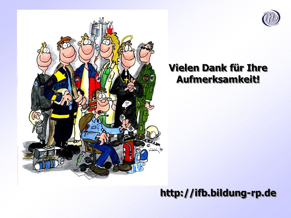 http://ifb.bildung-rp.de Vielen Dank für Ihre Aufmerksamkeit!