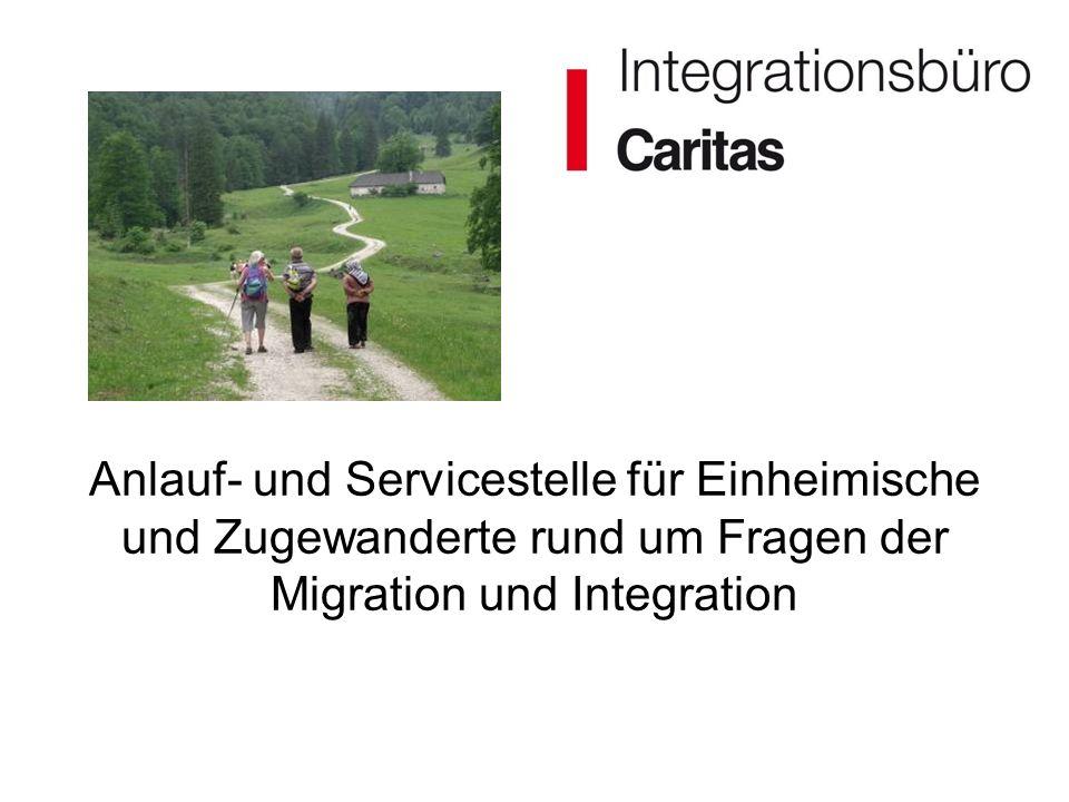 Anlauf- und Servicestelle für Einheimische und Zugewanderte rund um Fragen der Migration und Integration