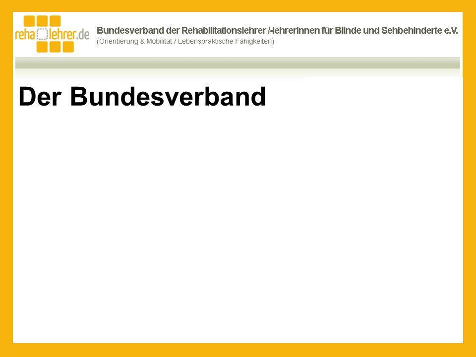 Der Bundesverband (Geschichte) 1989 Gründung von zwei Berufsverbänden, BOMBS e.V. und BV LPF