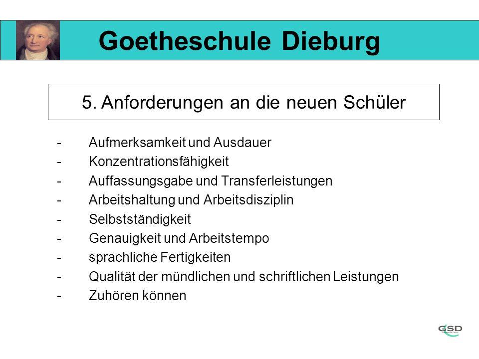 Goetheschule Dieburg 6.