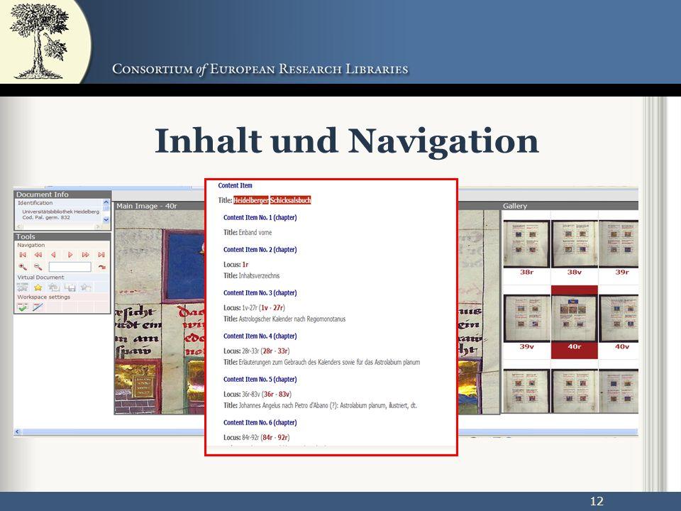 12 Inhalt und Navigation