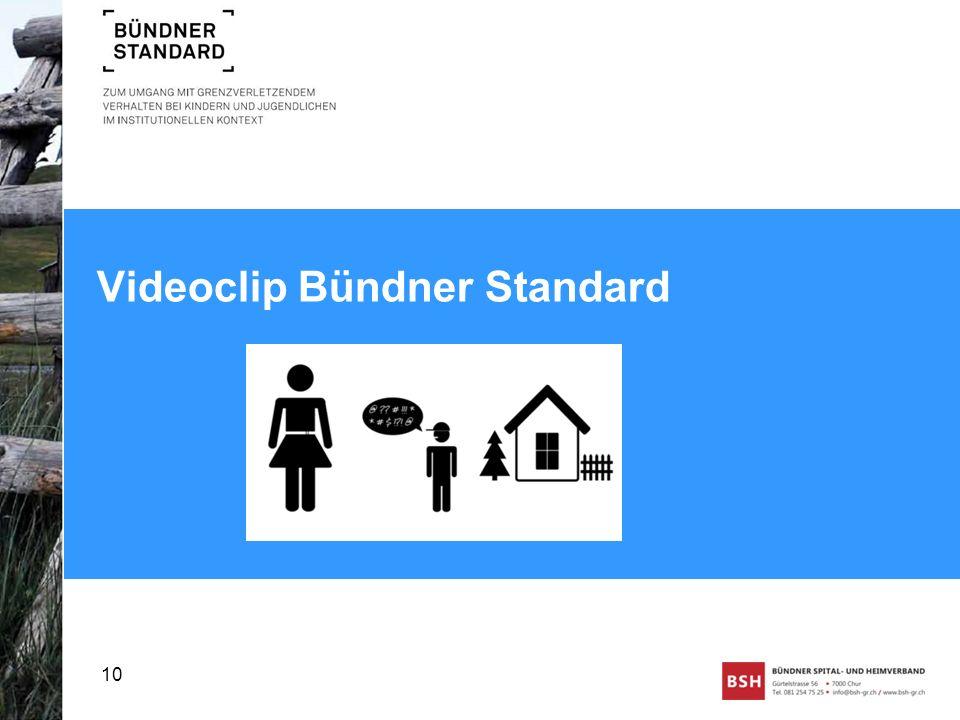 Videoclip Bündner Standard 10