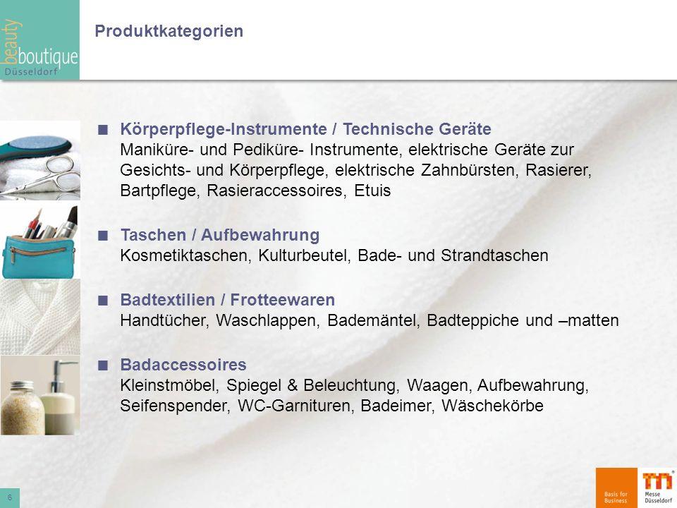 Produktkategorien Körperpflege-Instrumente / Technische Geräte Maniküre- und Pediküre- Instrumente, elektrische Geräte zur Gesichts- und Körperpflege,