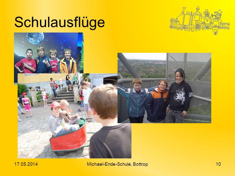 Schulausflüge 17.05.2014Michael-Ende-Schule, Bottrop10