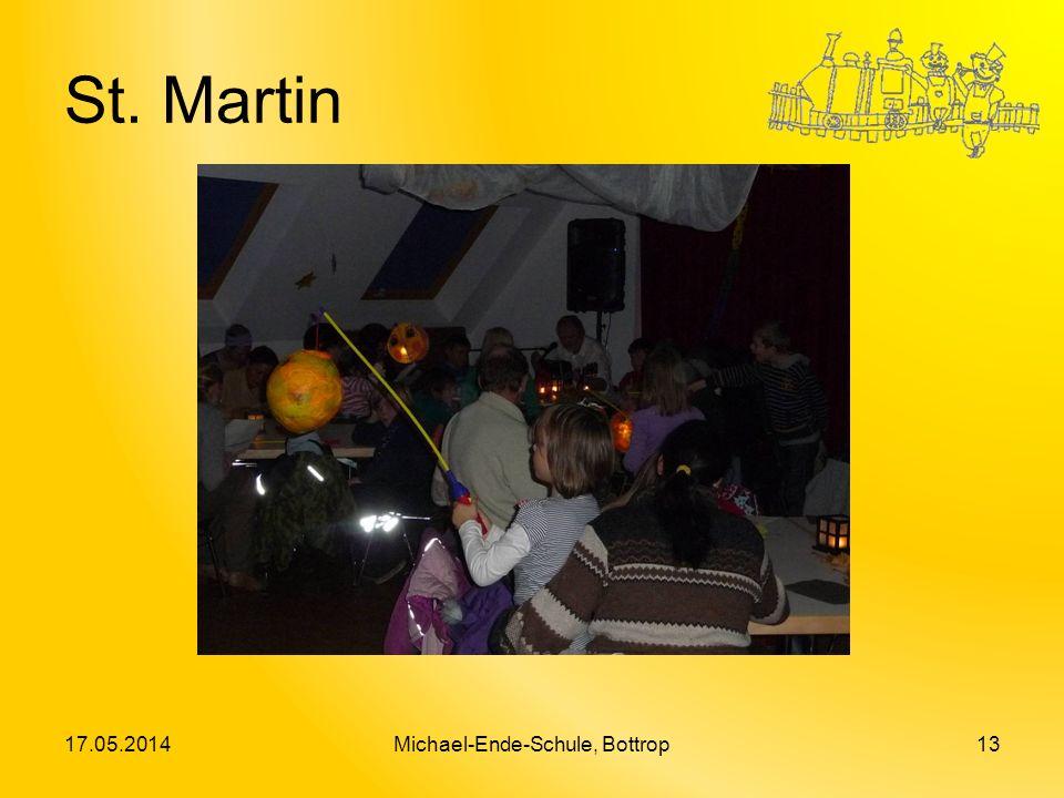 St. Martin 17.05.2014Michael-Ende-Schule, Bottrop13