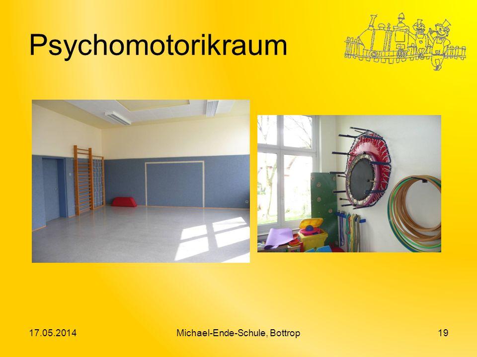 Psychomotorikraum 17.05.2014Michael-Ende-Schule, Bottrop19
