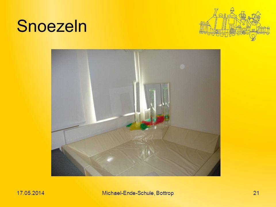 Snoezeln 17.05.2014Michael-Ende-Schule, Bottrop21