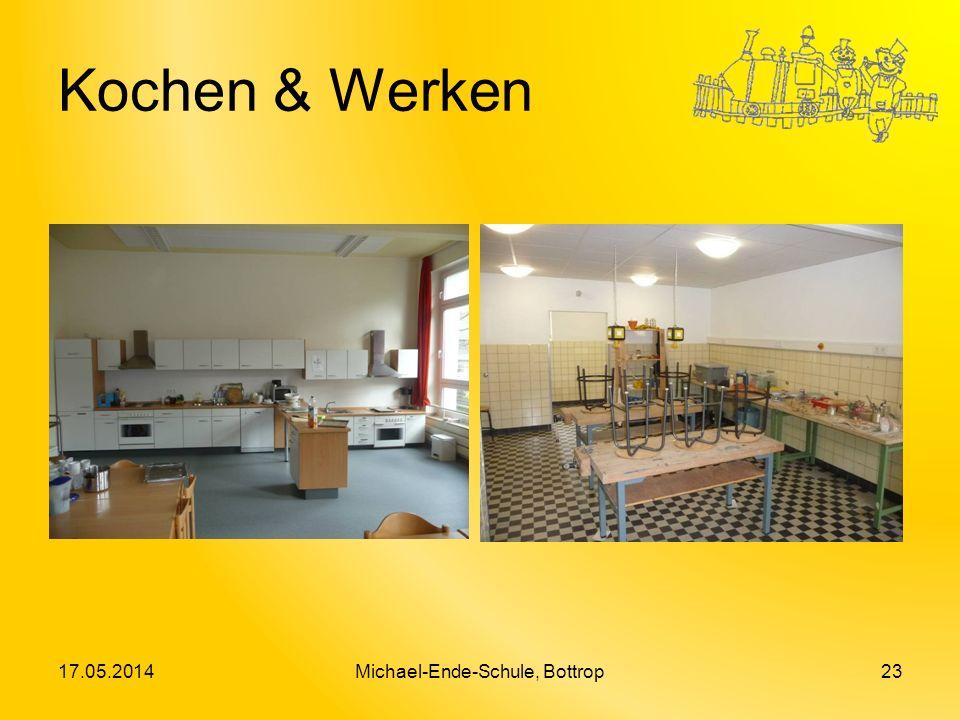 Kochen & Werken 17.05.2014Michael-Ende-Schule, Bottrop23
