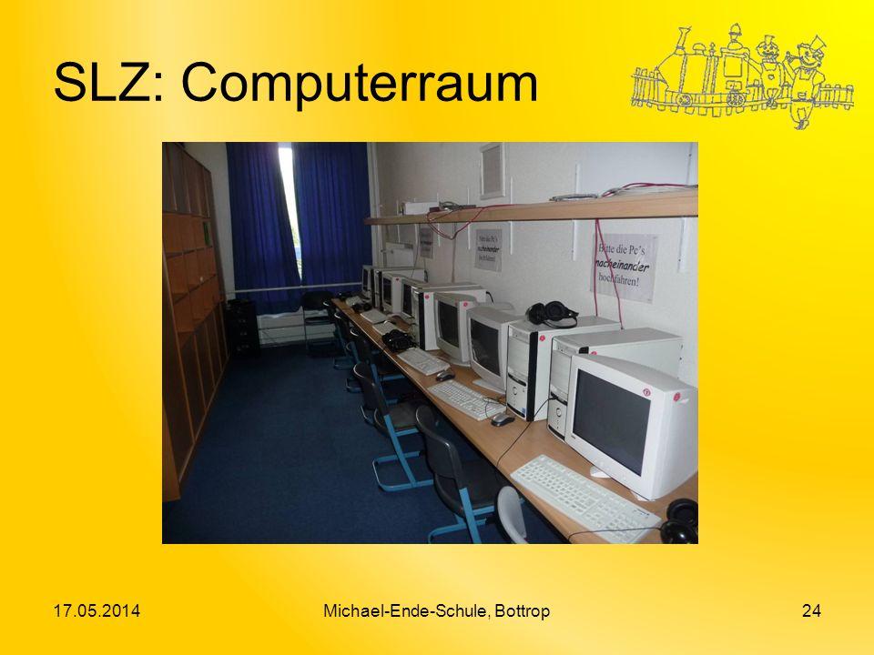 SLZ: Computerraum 17.05.2014Michael-Ende-Schule, Bottrop24