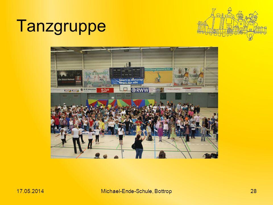 Tanzgruppe 17.05.2014Michael-Ende-Schule, Bottrop28