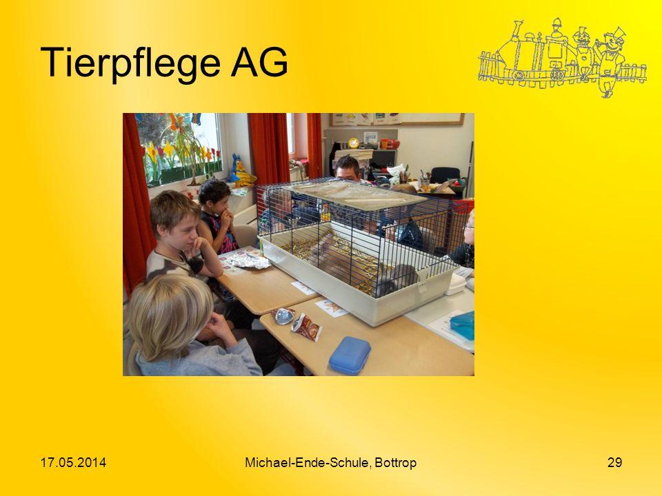 Tierpflege AG 17.05.2014Michael-Ende-Schule, Bottrop29