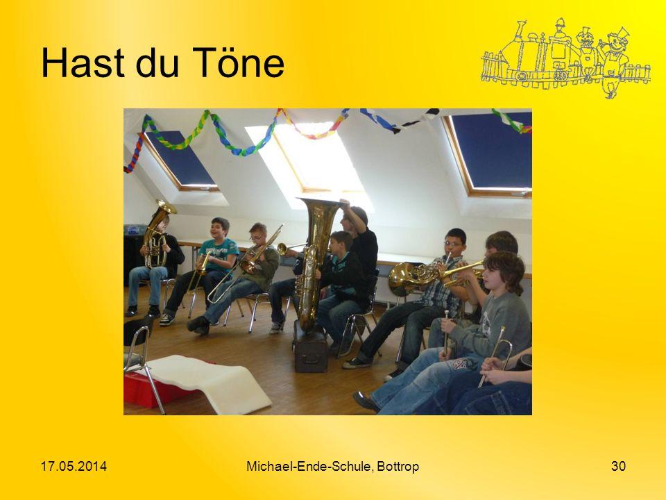 Hast du Töne 17.05.2014Michael-Ende-Schule, Bottrop30