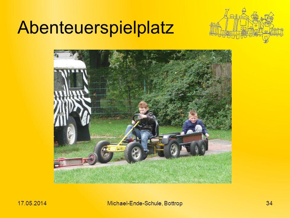 Abenteuerspielplatz 17.05.2014Michael-Ende-Schule, Bottrop34