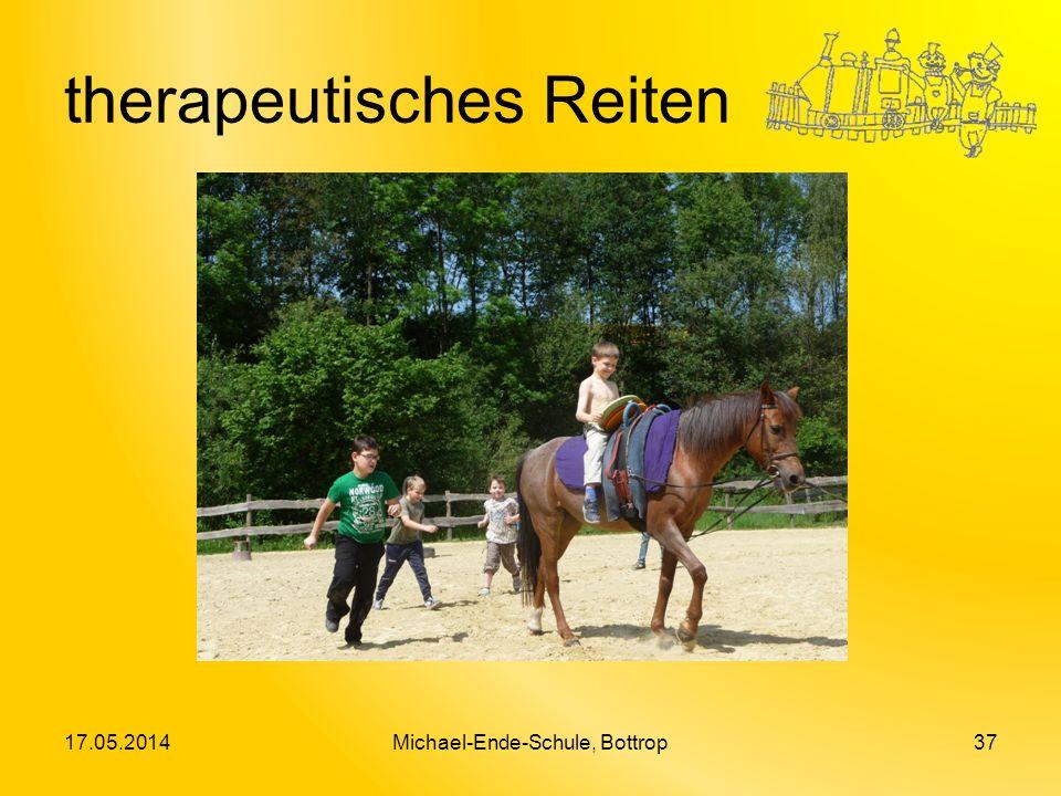 therapeutisches Reiten 17.05.2014Michael-Ende-Schule, Bottrop37