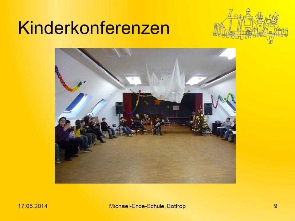 Kinderkonferenzen 17.05.2014Michael-Ende-Schule, Bottrop9
