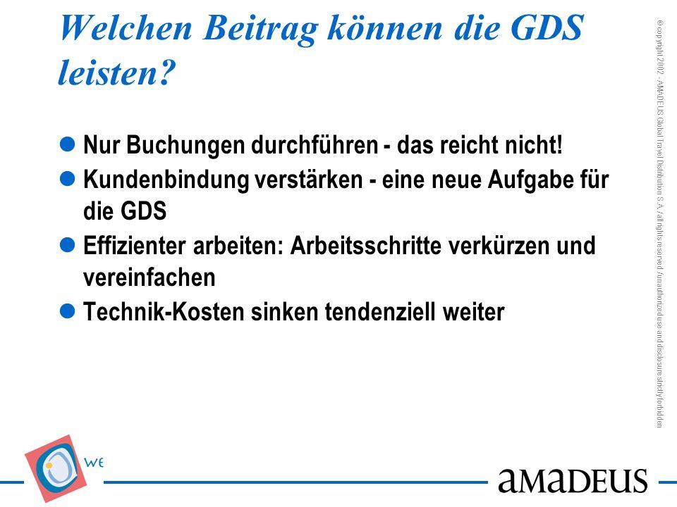 © copyright 2002 - AMADEUS Global Travel Distribution S.A.