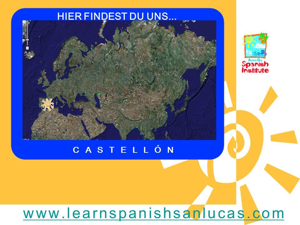 WOHER KOMMEN WIR? EUROPASPANIENMITTELMEERVALENCIA www.learnspanishsanlucas.com