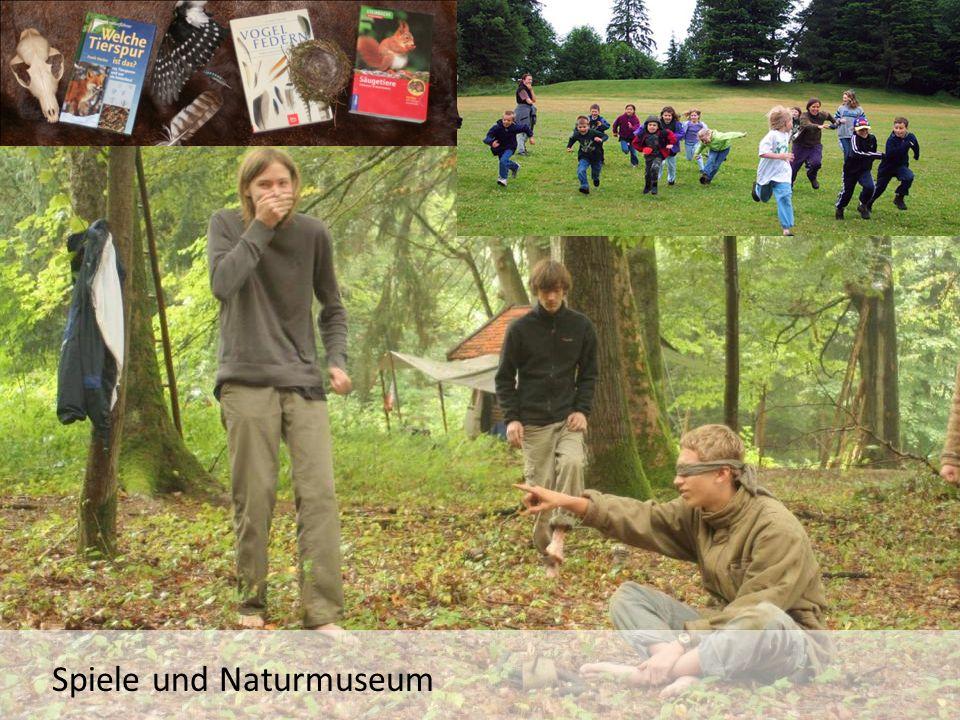 Spiele und Naturmuseum