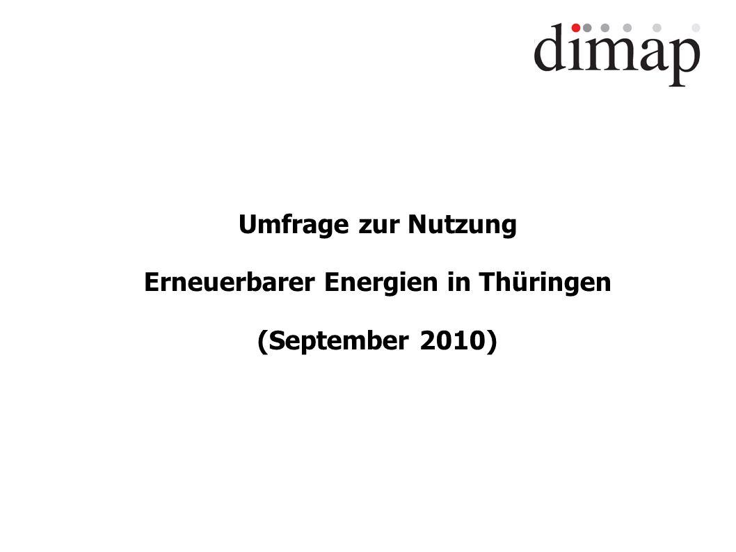 Es wird darüber diskutiert, ob in Thüringen Erneuerbare Energien weiter ausgebaut werden sollen.