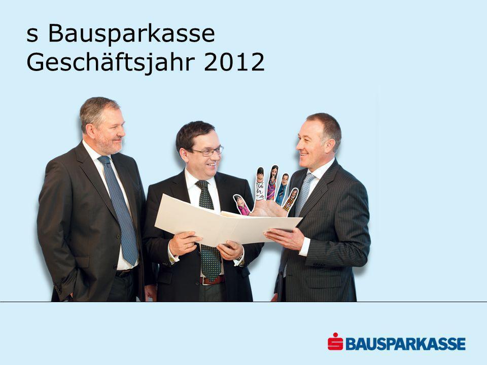 s Bausparkasse Geschäftsjahr 2012