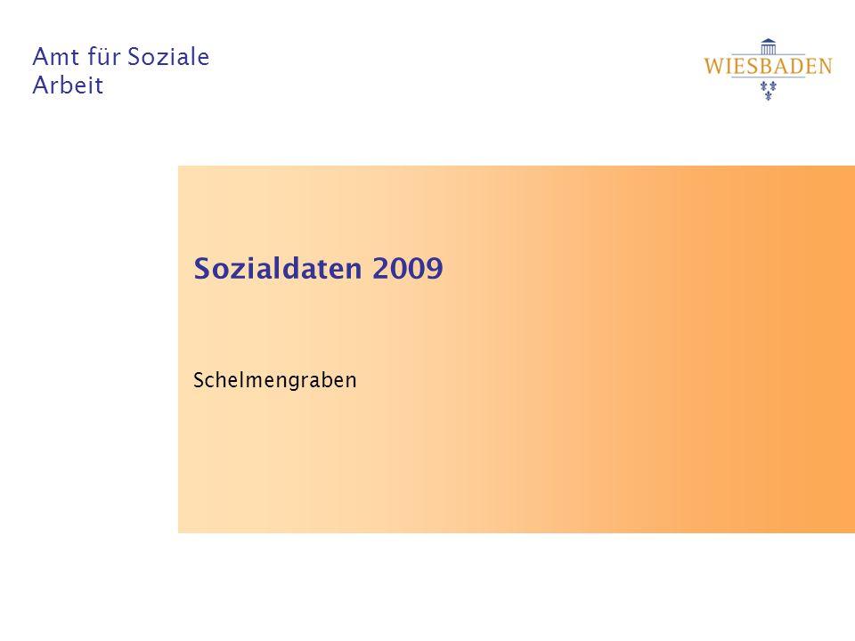 Amt für Soziale Arbeit Sozialdaten 2009 Schelmengraben