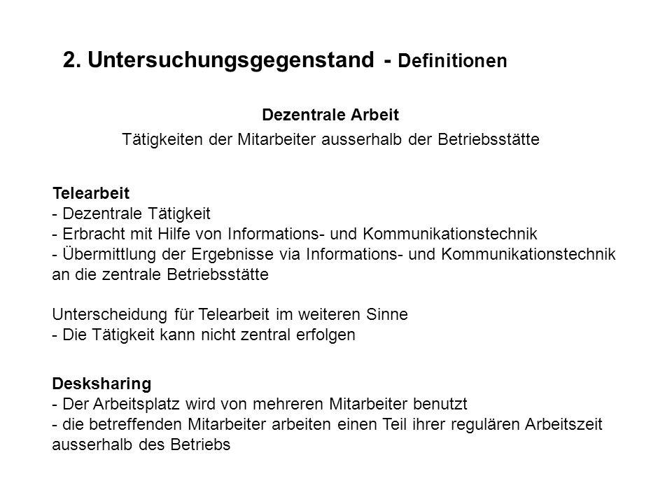 3. Erhebungsdesign