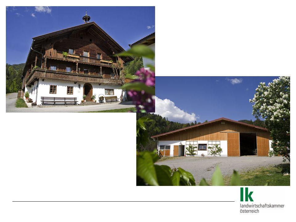 Milchwirtschaft in Österreich 2010 Erzeugerseite 40.000 Milchbauern 70.000 kg Milchanlieferung pro Milchbauer 530.000 Milchkühe 2,7 Mio.