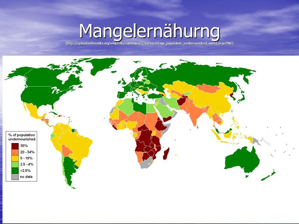 Mangelernähurng (http://upload.wikimedia.org/wikipedia/commons/7/78/Percentage_population_undernourished_world_map.PNG)