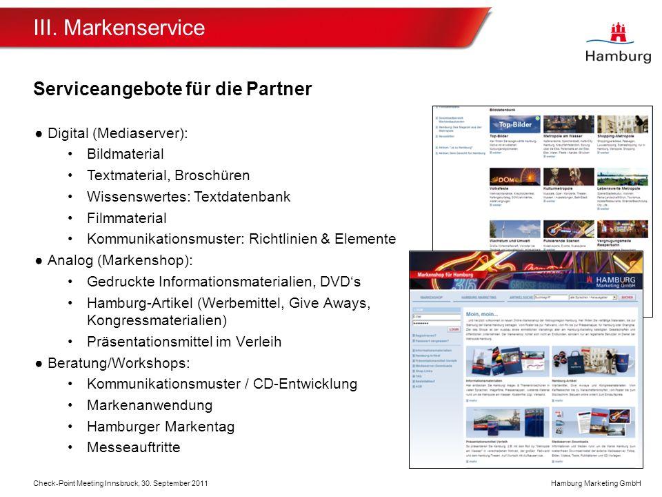Hamburg Marketing GmbH IV.