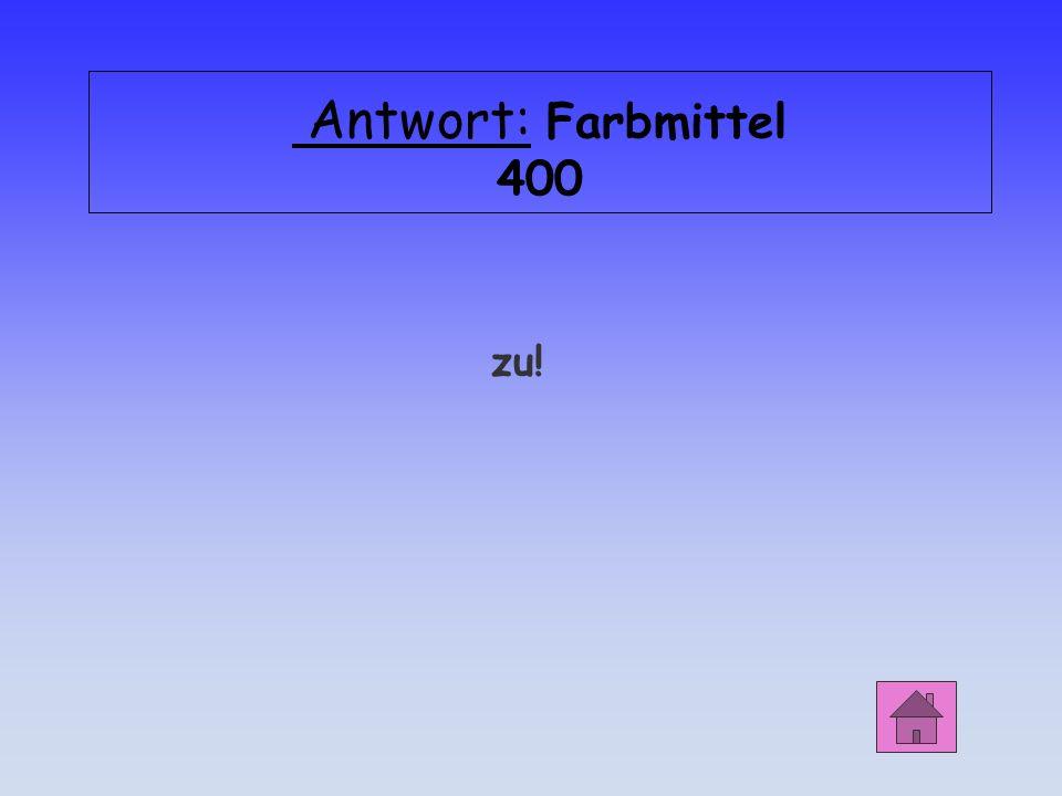 Farbmittel 400 Mit zunehmender Pigment- Volumen-Konzentration (PVK) nimmt die Härte der Beschichtung …