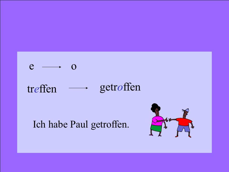 Enter Site Languages Online (ochr chwith) German (ochr chwith) German Present Perfect Tense www.rgshw.com