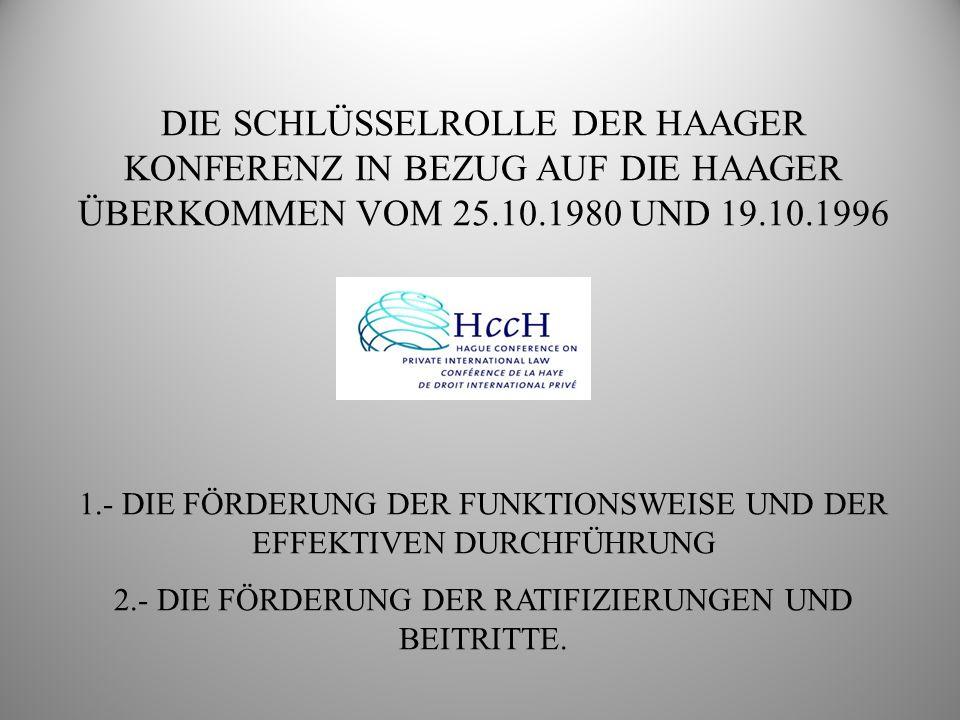 DATENBANK FÜR INTERNATIONALE KINDESENTFÜHRUNG (INCADAT) BIETET BERATUNG FÖRDERT GEGENSEITIGES VERSTÄNDNIS FÖRDERT KONSISTENE AUSLEGUNG NEUE VERSION 2010 HERAUSGEGEBEN: VERBESSERUNGEN, NEUE ANALYSEABTEILUNG DER RECHTSPRECHUNG 6.