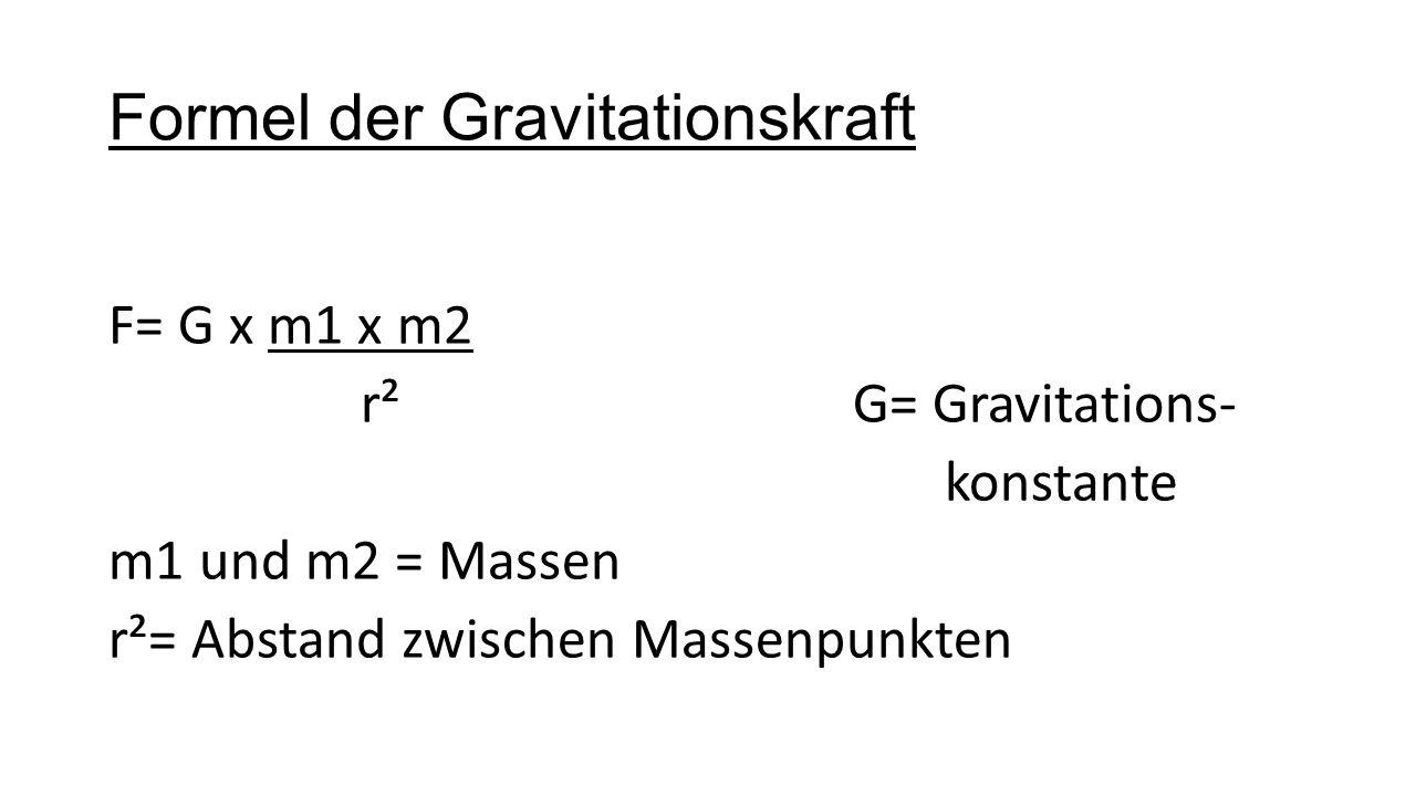 Ist die Gravitationskonstante womöglich nicht konstant.