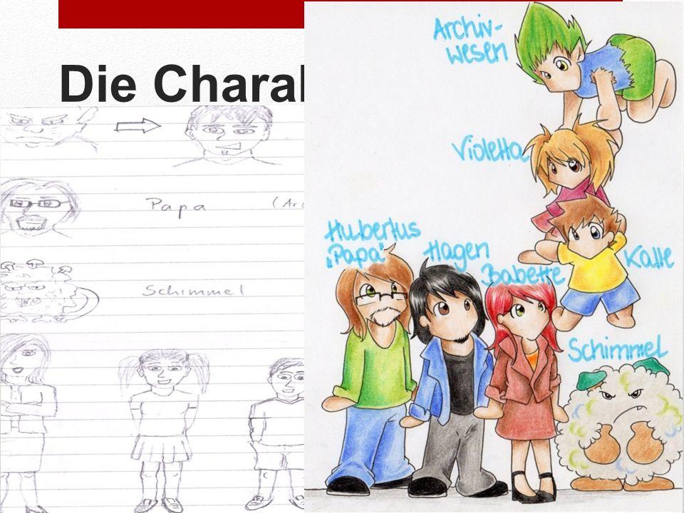 Die Charaktere