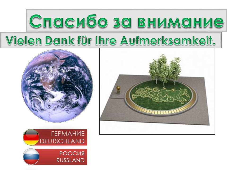 РОССИЯ RUSSLAND ГЕРМАНИЕ DEUTSCHLAND