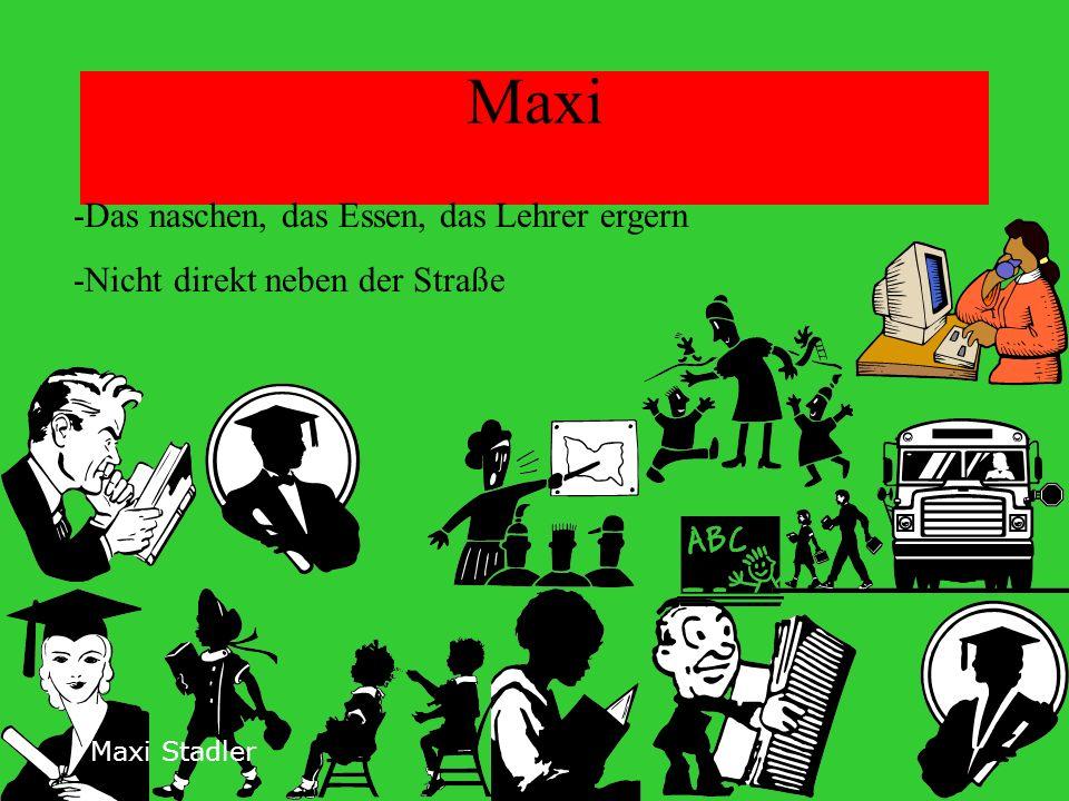 Schulgarten Maxi