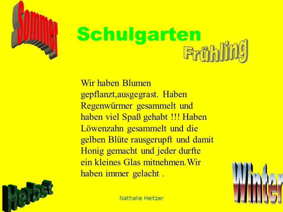 Maxi Wietere Bilder vür den Schulgarten Maxi Stadler