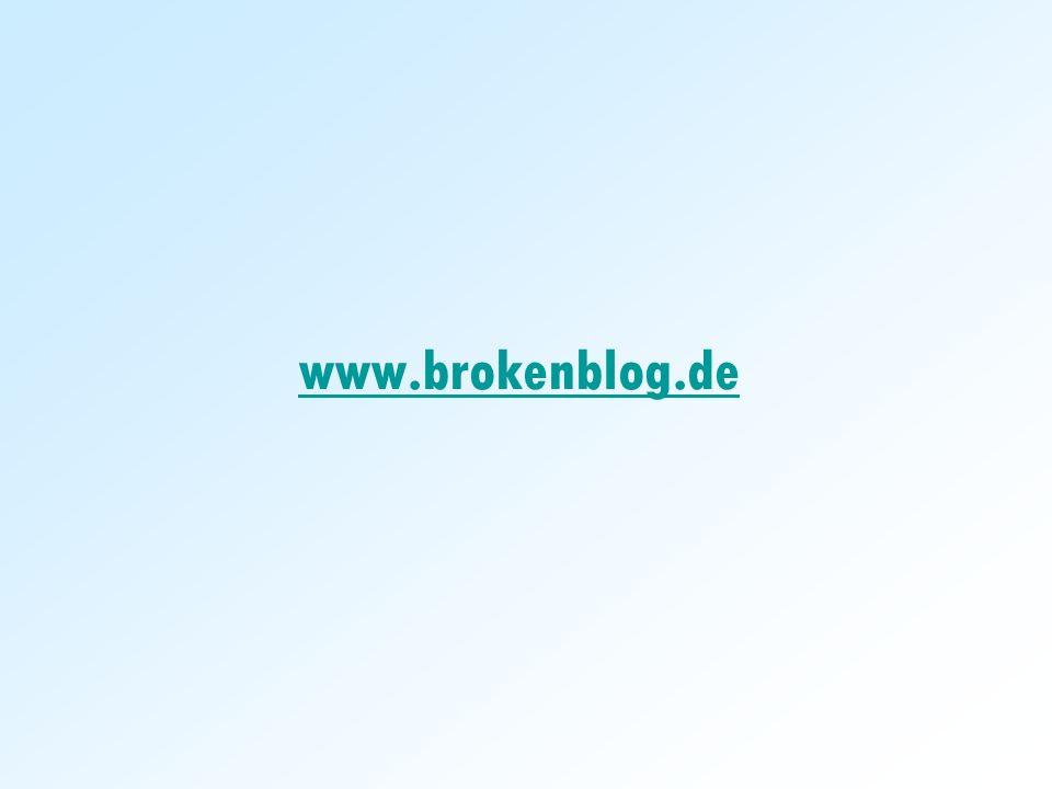 www.brokenblog.de
