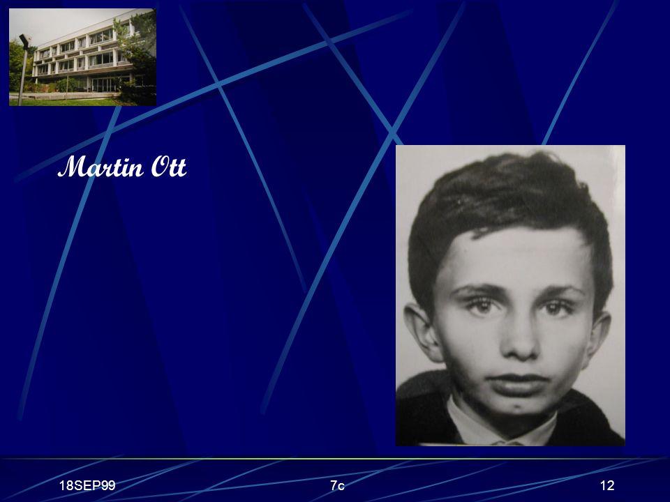 18SEP997c12 Martin Ott