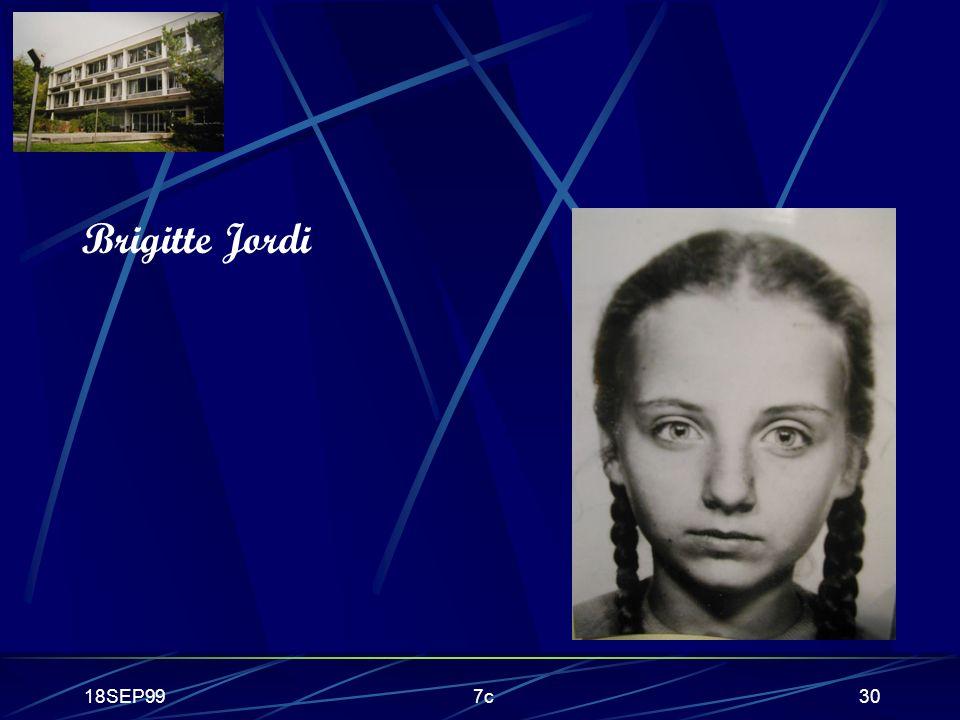 18SEP997c30 Brigitte Jordi